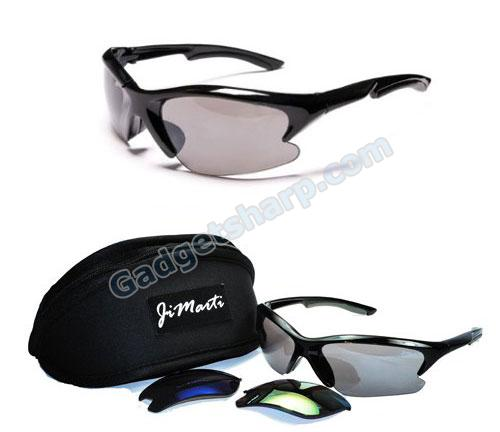 Sport Wrap Sunglasses RV17 Golf, Cycling, Running