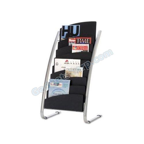 Alba DDP8 Alba Literature Floor Display Rack