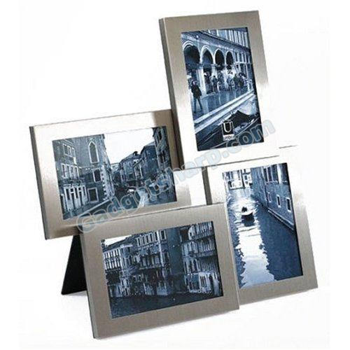 Umbra Lira 4-Picture Metal Photo Frame