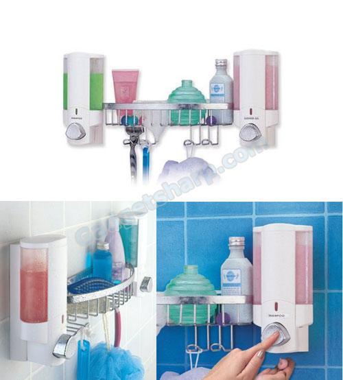 AVIVA Dispenser Shower Basket