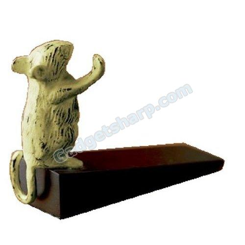 America Retold Country Mouse Doorstop
