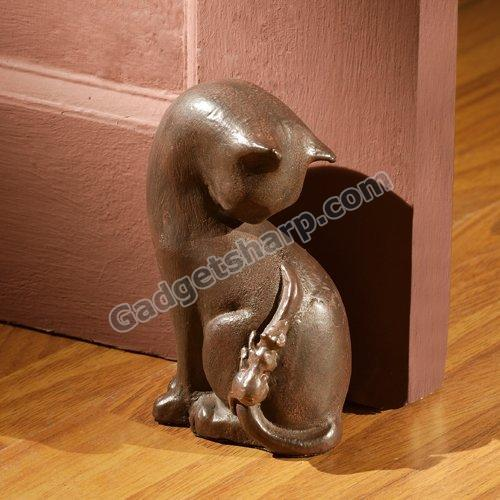Cat & Mice DoorStop
