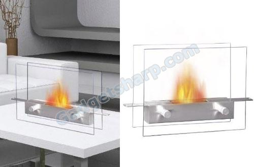 Metropolitan Tabletop Fireplace
