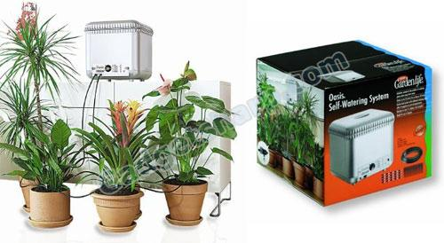 Claber 20 Plant Garden Automatic Drip Watering System