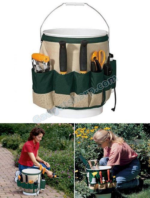 Fiskars Garden Bucket Caddy