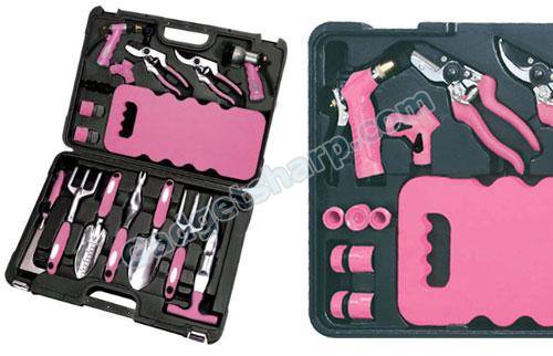 Apollo DT3795P Precision Tools 18-Piece Garden Tool Set