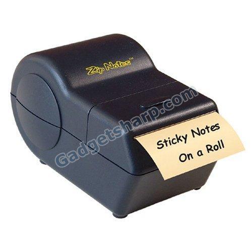 Zip Notes Administrator Dark Blue Battery-Operated Dispenser