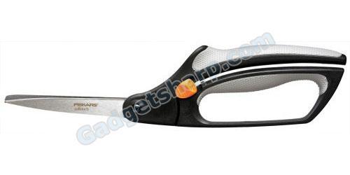 Fiskars 9911 Spring Action 8-Inch Multi-Purpose Scissors
