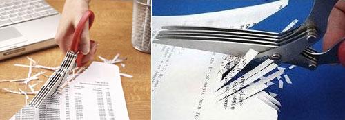 Easy Shredder Multi Blade Scissors