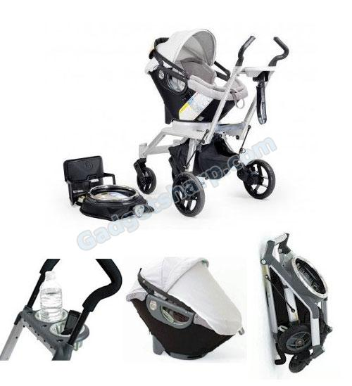 9 Innovative And Functional Baby Stroller For Parents