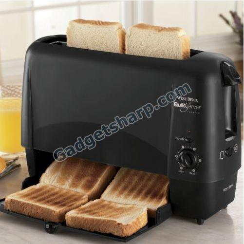 West Bend Quick Serve Toaster