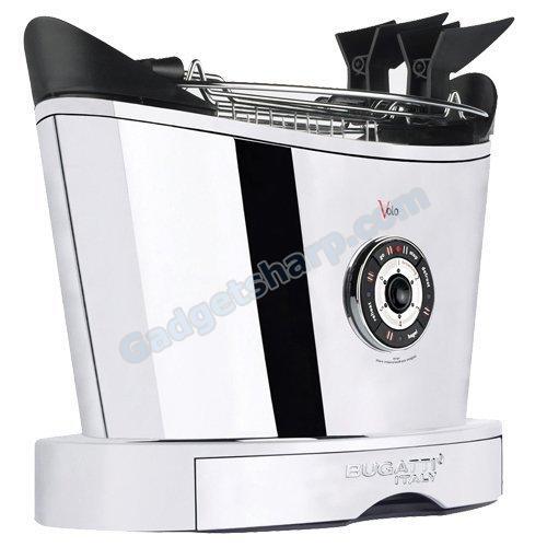 Bugatti Volo 2-Slice Toasters