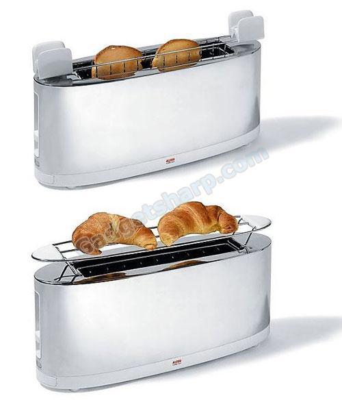 Alessi Stefano Giovannoni Toaster