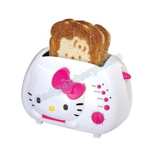 HELLO KITTY TOASTER - Cute Toaster for Kid