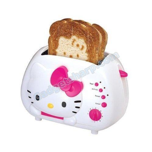 HELLO KITTY TOASTER - Cute Toaster for Kid