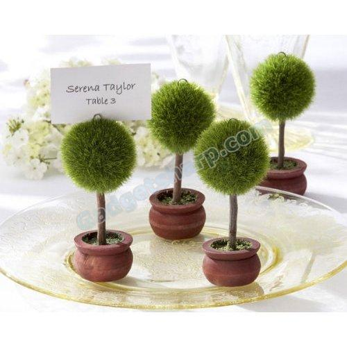 Topiary Photo Holder Place Card Holder