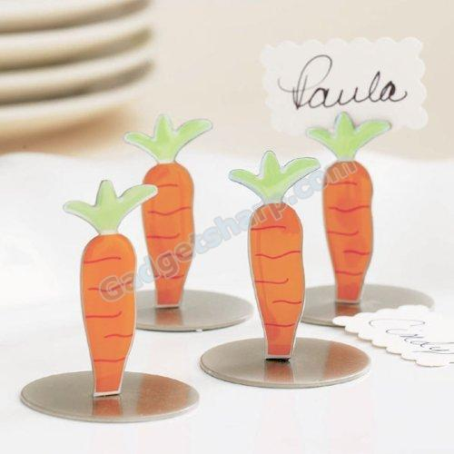 Carrot Placecard Holders