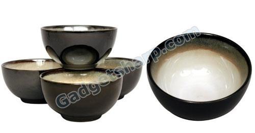 Sango Nova Ice Cream Bowls