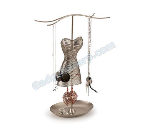 Venus Metal Jewelry Stand
