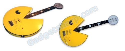 Pac Man Electric Guitar