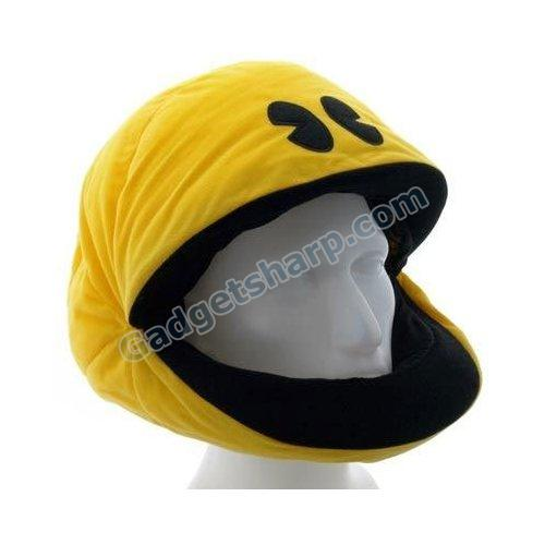 Pac-Man: Head Plush Hat