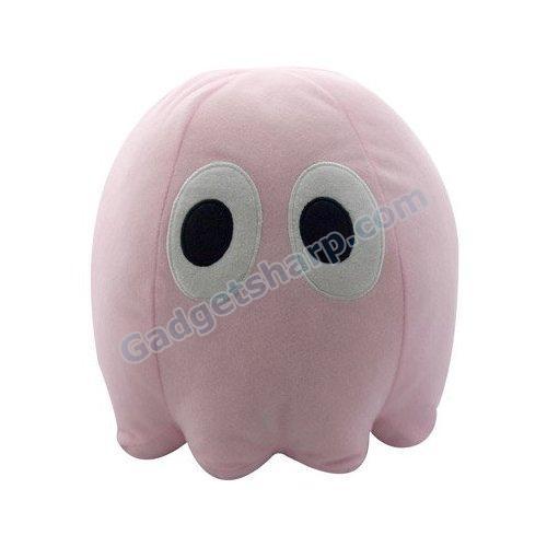 Namco Pac-Man Pinky (Pink) Plush Toy