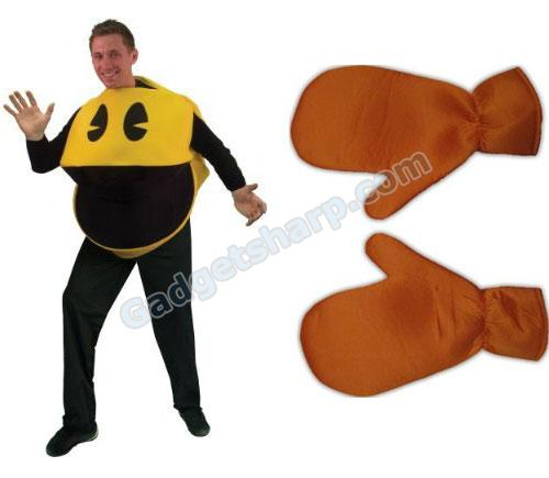 Pac-Man Deluxe Adult Halloween Costume