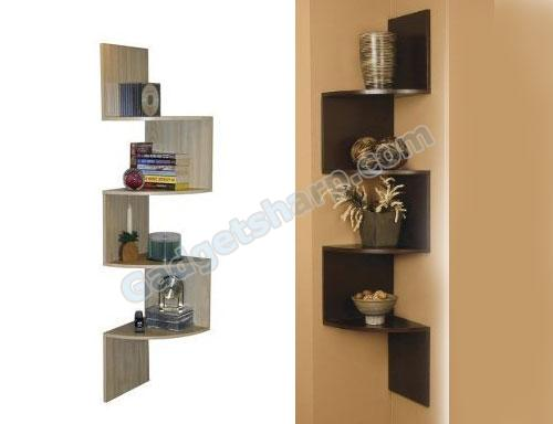 4D Concepts Hanging Corner Storage