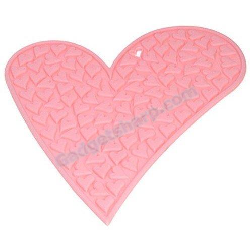 Orka Silicone Heart Shape Trivet