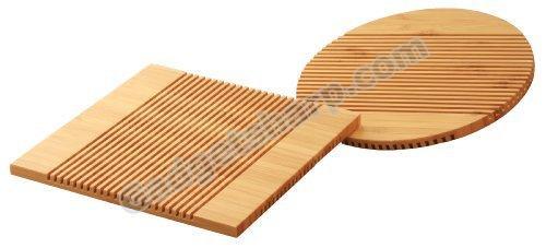 Totally Bamboo Lattice Trivets