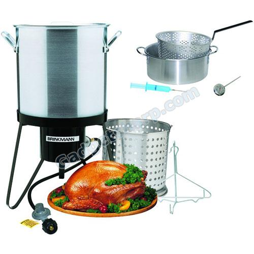 Brinkmann 42-Quart Turkey Fryer