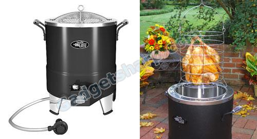 Char-Broil - The Big Easy Oil-Less Infrared Turkey Fryer