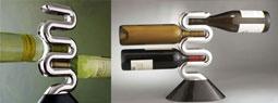 12 Elegant Standing Wine Rack Designs