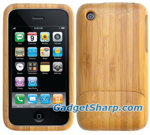 IHX Mobile iPhone Bamboo Snap-On Cover