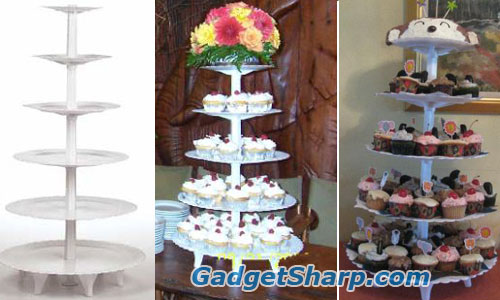 Wilton Tall Tier Cupcake Tower/Stand Set