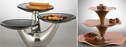 15 Modern Dessert Cake Tower and Stand Designs