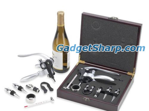 Barware Connoisseur Wine Set