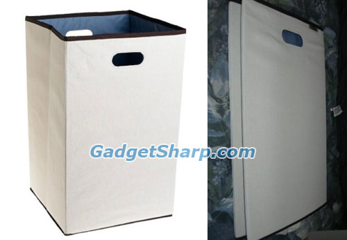 23-Inch Foldable Laundry Hamper
