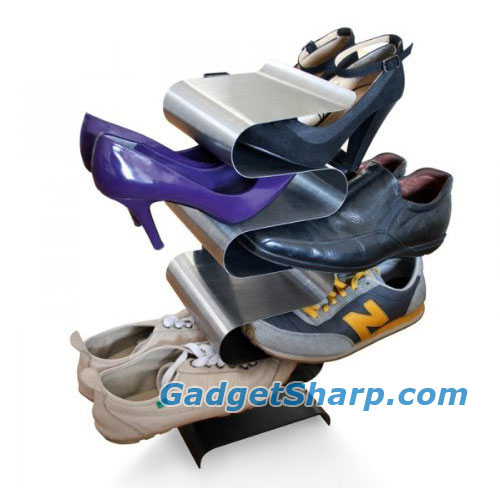 Nest Shoe Rack - Freestanding