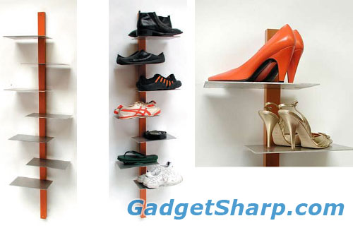 Small spaces Shoe Shelf