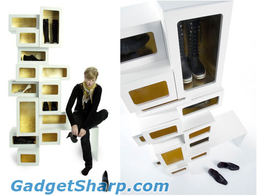 Skorder - shoe rack