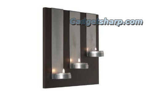 Wall Mount Tealight Candleholder