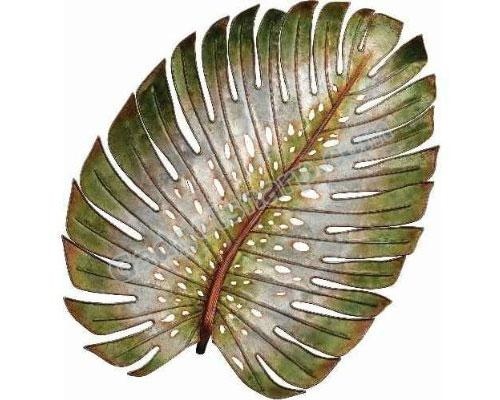 Wall Art Handcrafted Decor Monstera Leaf