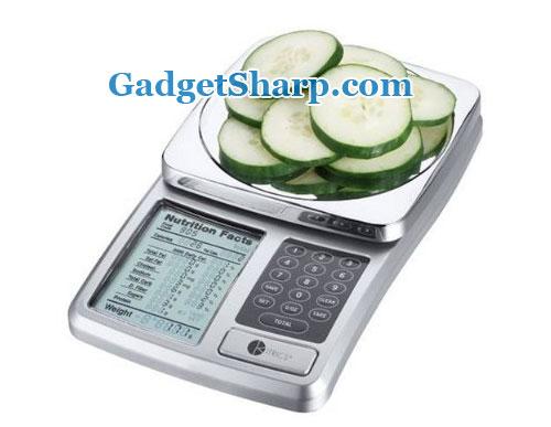 Kitrics Digital Nutrition Scale