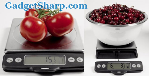 Oxo Good Grips Food Scale with Pull-Out Display