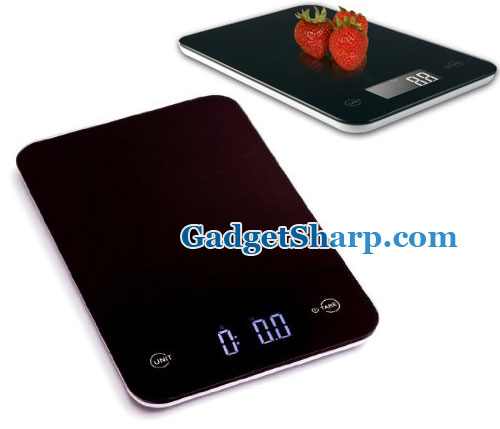 Ozeri Touch II Professional Digital Kitchen Scale