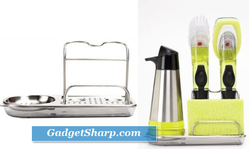 OXO Good Grips Stainless Steel Sink Organizer