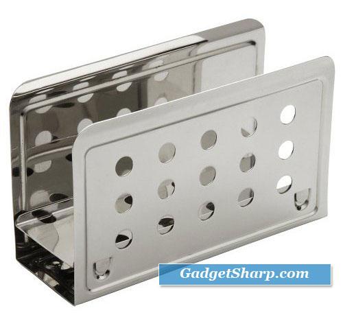 MIU Stainless-Steel Steel Sponge Holder