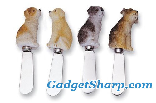 Cheese Spreader-Dogs