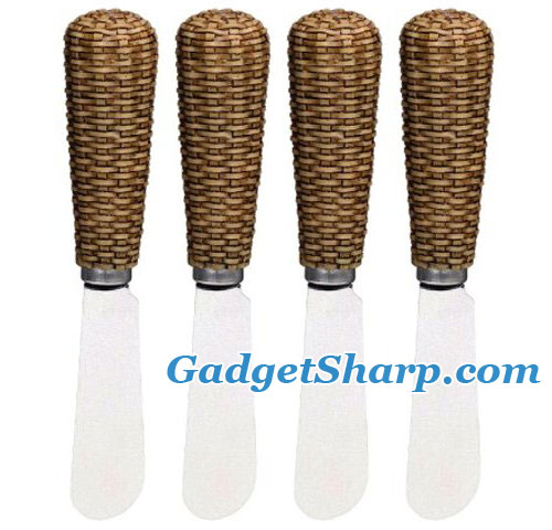 Hamptons Wicker Spreader Set